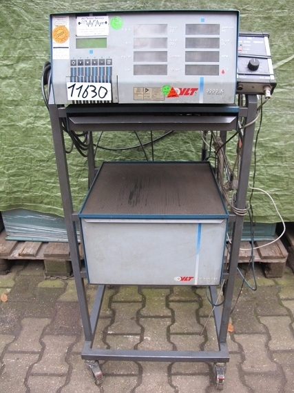 Duju analizatorius VLT-3000